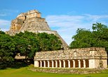 Merida to Uxmal and Kabah Cultural and Archaeological Day Trip. Merida, Mexico