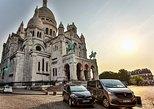 Traslado particular para partida de Paris: Charles de Gaulle (CDG) ou Orly (ORY), Paris, França