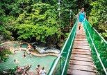 Excursión a las aguas termales del volcán Rincón de la Vieja. Playa Hermosa, COSTA RICA