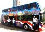 Recorrido de San José a pie y en autobús. San Jose, COSTA RICA