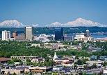 Recorrido por toda la ciudad de Anchorage. Anchorage, AL, ESTADOS UNIDOS