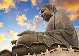 Isla de Lantau: Buda Gigante en Po Lin y teleférico de Tung Chung. Hong Kong, CHINA