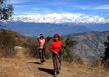 Excursión de senderismo Nagarkot y Changu Narayan desde Katmandú. Katmandu, NEPAL