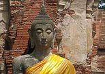 Ayutthaya Temples Tour & River Cruise from Bangkok with Lunch. Bangkok, Thailand