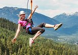 Zipline Adventure in Whistler. Whistler, CANADA