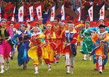 3 Day Naadam Festival with group including Opening Ceremony, Ulan Bator, MONGOLIA