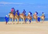 Safari en camello y excursión en rancho de Baja desde Los Cabos. Los Cabos, MEXICO