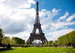 Tour en grupo pequeño de la Torre Eiffel con admisión sin colas,
