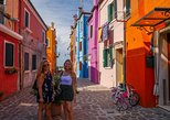 Murano & Burano Islands Half Day Guided Tour by Private Boat. Venice, ITALY