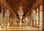 Tour de Skip-Line em Versalhes: Palácio, jardins e fontes. Versalles, França