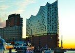 Elbphilharmonie Plaza Tour. Hamburg, GERMANY
