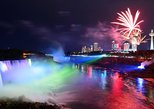 Niagara Falls Day, Night Tour With Boat Cruise, Dinner Option. Toronto, CANADA
