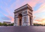 Skip the Line: Arc de Triomphe Including Terrace Access Ticket, Paris, FRANCE