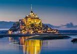 Evite as filas: Abadia do Monte Saint Michel da Normandia. Monte Saint-Michel, França