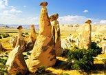 Cappadocia with Pigeon Valley, Kaymakli from Istanbul. Urgup, Turkey