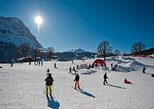 Jungfrau Ski Region Beginners' Ski Tour from Lucerne. Lucerna, Switzerland