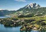 Excursão de dia inteiro de verão do Monte Pilatus saindo de Zurique. Zurich, Suíça