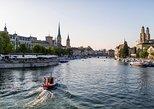 Excursão de ônibus pela cidade de Zurique mais as Cataratas do Reno e Stein am Rhein. Zurich, Suíça