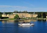 Estocolmo para Drottningholm - Ingresso de retorno de barco. Estocolmo, Suécia