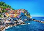 Cinque Terre Five Villages Private en tren desde La Spezia. La Spezia, ITALIA