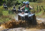 Chukka's ATV Off-Road Adventure in Sandy Bay. Montego Bay, JAMAICA