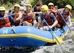 San Martín de los Andes a Río Chimehuin Rafting en aguas bravas,