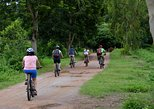 Half Day Cycling Tour to the White temple. Chiang Rai, Thailand