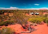 Excursão para grupos pequenos com acampamento noturno em Uluru (Ayers Rock). Alice Springs, Austrália