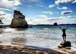 Coromandel Day Trip (Cathedral Cove and Hot Water Beach). Auckland, New Zealand