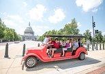 Excursão para grupos pequenos em Capitol Hill e Monuments Electric Cart. Washington DC, ESTADOS UNIDOS