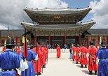 Tour histórico de medio día a Seúl, que incluye el palacio Gyeongbokgung,