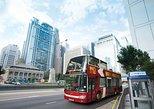 Recorrido en autobús de 24 horas o 48 horas en autobús grande de Hong Kong. Hong Kong, CHINA