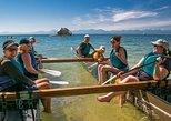 Waka Paddling Tour: Toka Ngawha Split Apple Rock from Kaiteriteri, Motueka, NUEVA ZELANDIA