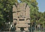 Museu Nacional de Antropologia da Cidade do México: Admission, Guide. Ciudad de Mexico, MÉXICO