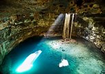 Merida to Cuzama Cenotes Adventure Day Trip and 3-Course Lunch. Merida, Mexico