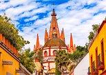 San Miguel de Allende day trip From Mexico City with optional Small Group, Ciudad de Mexico, MÉXICO