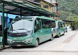 Billetes de ida y vuelta en autobús hasta Machu Picchu.,