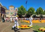 Small Group Alkmaar Cheese Market and City Tour. Alkmaar, HOLLAND