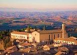 Escapada de un día para degustación de vinos de Siena a San Gimignano y Chianti. Siena, ITALIA