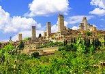 Excursão para grupos pequenos para San Gimignano, Siena e Chianti, saindo de Pisa. Pisa, Itália