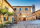 Siena to Chianti and Monteriggioni Tour with Wine Tasting. Siena, ITALY