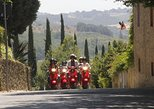Full-Day Chianti Tour by Vespa Scooter. Siena, ITALY