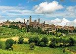 Florença a Pisa, San Gimignano e Siena Dia de viagem com almoço. Florencia, Itália
