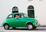 Excursión de Siena a Tuscan Hills Autopista Fiat 500 días de época. Siena, ITALIA
