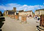 Viaje de un día de Nápoles a Pompeya y Herculano. Napoles, ITALIA