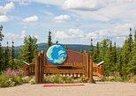 Viagem diurna para pequenos grupos ao Círculo Polar Ártico saindo de Fairbanks com almoço. Fairbanks, AK, ESTADOS UNIDOS