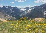 Parque Nacional de las Montañas Rocosas en verano. Denver, CO, ESTADOS UNIDOS