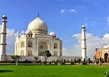 Recorrido de día completo por el Taj Mahal. Agra, INDIA