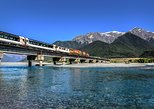 Pase de tren TranzAlpine: Christchurch, Arthur's Pass, Greymouth. Christchurch, NUEVA ZELANDIA