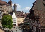 Nuremberg Nazi Rally Sites, Old Town, History Walking Tour. Nuremberg, GERMANY